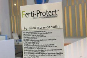 Vi phạm nào khiến TPBVSK Ferti-Protect bị cảnh báo?