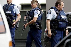 Xảy ra xả súng kinh hoàng tại hai nhà thờ ở New Zealand
