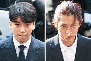 Bê bối clip nóng: Seungri và Joon Young không thành khẩn, fan nổi đóa