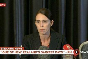 Thủ tướng New Zealand: 40 người đã thiệt mạng trong vụ xả súng đẫm máu