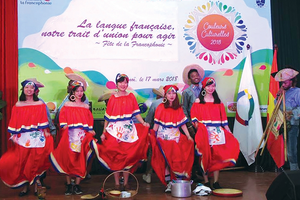 Sắc màu Pháp ngữ ở Việt Nam