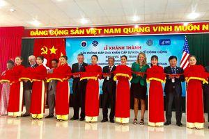 Khánh thành Văn phòng đáp ứng khẩn cấp sự kiện y tế công cộng miền Trung