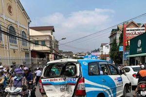 Việt kiều Mỹ gây tai nạn liên hoàn ở Đà Lạt dương tính với cần sa