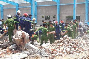 Ít nhất 5 người tử vong trong vụ sập tường công trình đang xây dựng