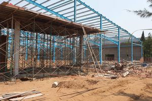 Thêm nạn nhân tử vong do sập tường công trình đang xây dựng ở Vĩnh Long