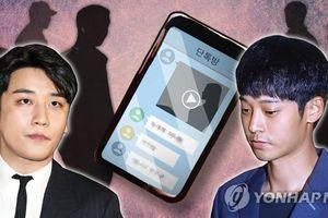 Hé lộ 8 thành viên trong nhóm chat sex của Seung Ri