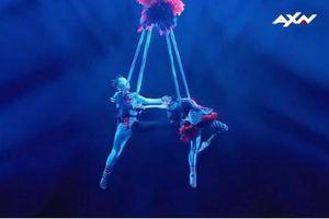 Đôi vũ công nhí Việt Nam gây 'bão' tại bán kết Asia's Got Talent 2019