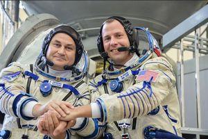Tên lửa Nga lại lên trạm vũ trụ quốc tế sau vụ nổ
