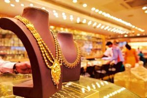 Giá vàng đột ngột giảm sâu sau hai phiên tăng liên tiếp