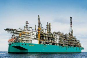 Petronas di chuyển tàu hóa lỏng khí nổi PFLNG Satu tới ngoài khơi Sabah