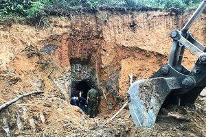 Vụ sập hầm mỏ thiếc ở Nghệ An 3 người tử vong: Mỏ đã đóng cửa từ năm 2017