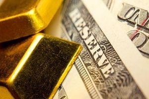 Giá vàng sụt giảm mạnh, mất mốc 1.300USD/ounce