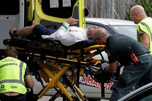 Xả súng hàng loạt nghi vấn khiến nhiều người chết tại New Zealand
