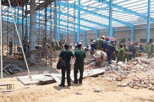 Vĩnh Long: Sập tường đang xây dựng, 5 công nhân tử vong