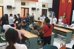 Thông tin mới nhất vụ 400 trẻ mầm non ở Bắc Ninh được đưa về Hà Nội xét nghiệm sán lợn