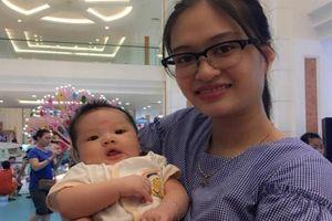 2 tháng tuổi đã rèn con tự ngủ, mẹ 9X dư dả thời gian vừa làm đẹp vừa làm kinh tế cực giỏi
