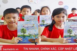 Học sinh Hà Tĩnh sẵn sàng đua tài tại Kỳ thi toán quốc tế Kangaroo