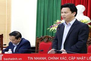 Chủ tịch UBND tỉnh: Giải quyết kịp thời, đúng pháp luật các kiến nghị của công dân