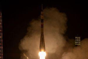 Nga phóng thành công tàu vũ trụ đưa các phi hành gia lên ISS