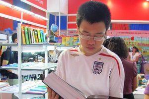 Ngày hội đổi và mua sách cho những người yêu sách tại Hà Nội