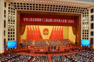 Quốc hội Trung Quốc thông qua luật đầu tư nước ngoài