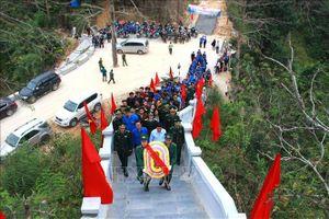 'Tháng ba biên giới' tại Vị Xuyên