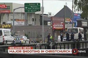 Vụ xả súng tại New Zealand: Lãnh đạo các nước đồng loạt lên án