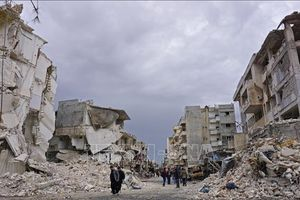 8 năm cuộc chiến tại Syria qua những con số