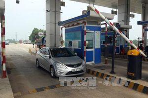 Không có tình trạng bắt lái xe, phá xe tại Trạm BOT Bắc Thăng Long – Nội Bài