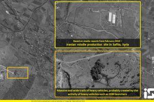 Lộ bí mật tên lửa của Iran ở Syria qua hình ảnh vệ tinh Israel?