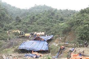 Sập hầm mỏ khiến 3 người tử vong: Chồng chứng kiến cảnh vợ bị vùi lấp