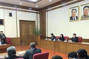 Bình Nhưỡng sẽ ngừng đàm phán phi hạt nhân hóa với Mỹ?