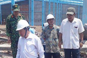 Thêm nạn nhân thứ 6 tử vong trong vụ sập công trình ở Vĩnh Long