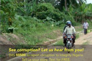 Sử dụng phim và tin nhắn khuyến khích người dân tố cáo tham nhũng
