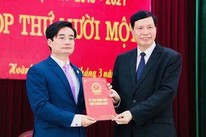 Hoành Bồ (Quảng Ninh): Nhất thể hóa Bí thư kiêm Chủ tịch UBND huyện