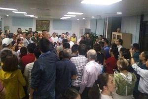 Vì sao hàng trăm người vây công ty bất động sản ở Đà Nẵng trong đêm?