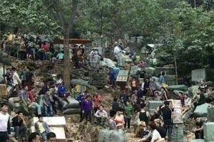 Hàng trăm công an vây bắt 2,5 tấn hàng nhập lậu vào Lạng Sơn