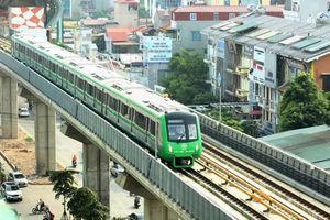 Sẽ miễn phí 15 ngày, giảm 50% vé cho SV đi tàu điện Cát Linh-Hà Đông?