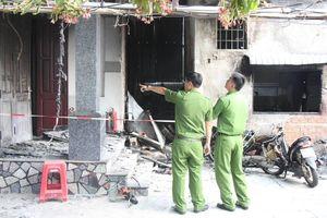 Cháy dữ dội kiot ở Bà Rịa - Vũng Tàu, bố mẹ cùng con gái 10 tuổi tử vong thương tâm