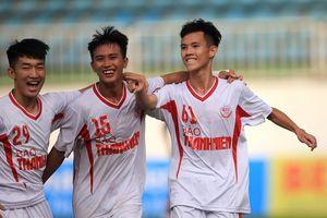 Hạ SLNA 2-0, HAGL gặp Hà Nội ở chung kết U19 quốc gia!
