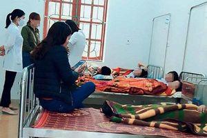 Hà Tĩnh: 7 học sinh tiểu học nhập viện vì ngộ độc sau bữa ăn sáng