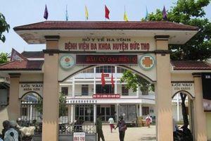 Hà Tĩnh: Phó giám đốc bệnh viện chết trong tư thế treo cổ tại nhà riêng