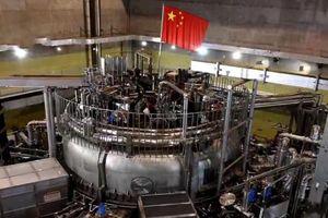Trung Quốc tham vọng khai thác năng lượng vô hạn từ mặt trời nhân tạo