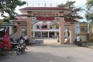 Hà Tĩnh: Phó Giám đốc Bệnh viện chết trong tư thế treo cổ cùng thư tuyệt mệnh