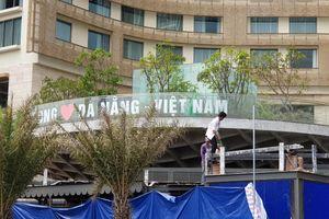 Đà Nẵng: Cưỡng chế công trình trái phép trên 'đất vàng'