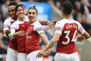 Tứ kết Europa League gọi tên Arsenal