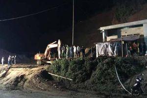 Bắc Kạn: Sạt lở đất vùi lấp nhà khiến 2 cháu nhỏ tử vong thương tâm