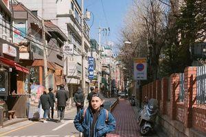 Cùng chàng diễn viên 9X du lịch Hàn Quốc 5 ngày 4 đêm với giá rẻ giật mình