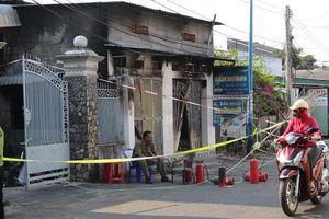 Bàn giao thi thể 3 nạn nhân trong vụ cháy kiot ở Bà Rịa - Vũng Tàu cho gia đình đưa về quê mai táng