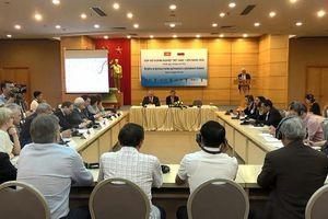 Doanh nghiệp Việt Nam - Nga khởi động chuỗi xúc tiến thương mại, đầu tư chéo